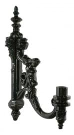 Buitenlamp wandsteun antiek groen serie Nuova nr: 1523