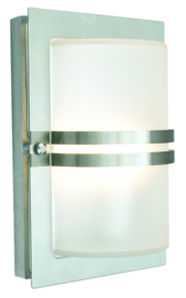 Buitenlamp wand RVS serie Timbra nr: 3073