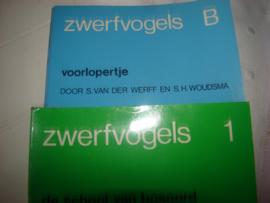 Zwerfvogels Voorlopertje B  door S.van der Werff en S.H.Woudsma