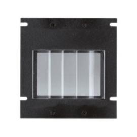 Lens voor CDMT spot borosilaat glas 5 bundels nr 10-321092