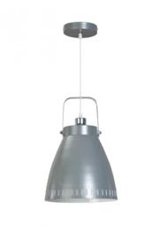 Hanglamp Acate 1L dia 26,5cm grijs nr 05-HL4241-93