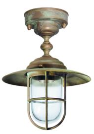 Buitenlamp plafond uit de serie Martiem d-22cm h-33cm nr 23164
