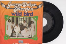 George Baker Selection met Wild Bird 1976 Single nr S20204