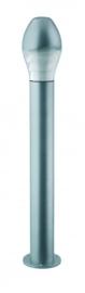 Buitenlamp paal h-100 serie Neway zilver op bestelling nr: 405.100 - 45