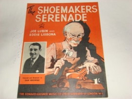 muziekblad The Shoemakers Serenade
