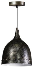 Hanglamp showmodel Black Gold serie Wickie d26cm h140cm nr 05-HL4372-02