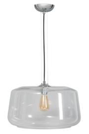 Hanglamp Surbo glazen kap 45cm helder E27 nr 05-HL4401-60