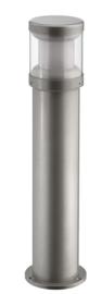 Buitenlamp serie Polo staand 70cm zilver op bestelling nr: 403.070-45
