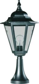 Buitenlamp sokkel serie Teccia 2 kleuren leverbaar nr: 182