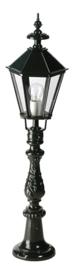 Buitenlamp combinatie mast h102cm serie Nuova nrs 1503+1560
