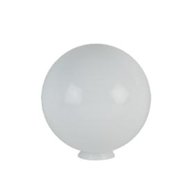 Glazen bol rond opaal diameter 30cm nr4 op foto 3000.00