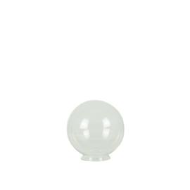 Glazen bol rond helder doorzichtig d-15cm gr-80mm 1500.55