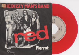 The Dizzy Man's Band met Red 1978 Single nr S2020302