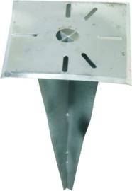 Grondspie voor buitenlamp 50cm nr F500