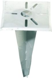 Grondspie voor buitenlamp 40cm nr F400