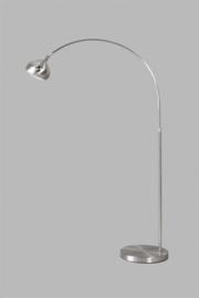Vloerlamp Head 1L h173cm staalkleur nr 05-VL8615-1117