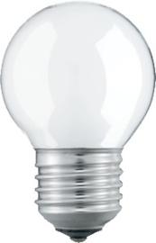 Global-Lux kogellamp 15W E27 mat 230V nr: 6-215127