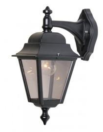 Buitenlamp wand serie Quadrana II in 2 kleuren leverbaar nr: FL111