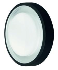 Buitenlamp wand d30cm serie Origo Alu grafiet PL9W nr 31-3351