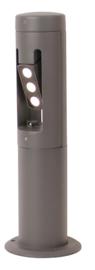 Buitenlamp staand rond serie Cylin h 50cm grafiet nr 31-3500