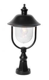Buitenlamp sokkel serie Punta II in 2 kleuren leverbaar nr: FL4041