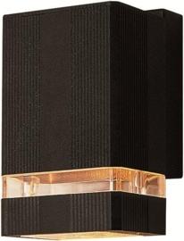 Buitenlamp wand aluminium 2jr garantie nr 038