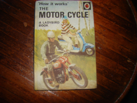 Motor cycle a Lady Bird book by David Carey