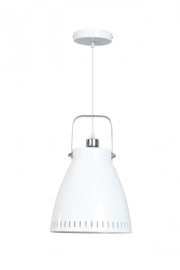 Hanglamp Acate 1L dia 26,5cm wit nr 05-HL4241-31