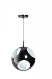 Hanglamp Fori serie Emisfero zwart dia 35cm nr 05-HL4161-30