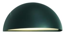 Buitenlamp serie Selva wand groot h-15cm zwart nr: 3042
