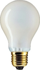 Global-Lux standaardlamp 100W E27 mat 230V nr: 6-11001