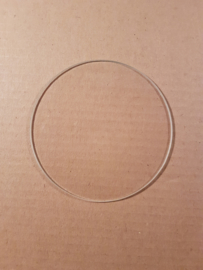 Glazen kapje model Sassari rond glas nr AL-L091471