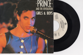 Prince and the Revolution met Girls & Boys 1986 Single nr S20209