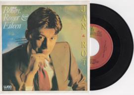 Jan Rot met Bobby, Roger & Eileen 1982 Single nr S2020386