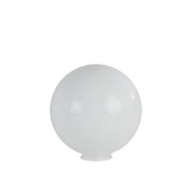 Glazen bol rond opaal diameter 25cm nr3 op foto 2500.00