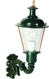 Buitenlamp combinatie wand h54cm serie Nuova nrs 1520+1590