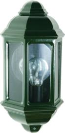 Buitenlamp wand serie Berlusi II in 2 kleuren leverbaar nr: FL162