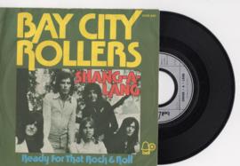 Bay City Rollers met Shang-a-Lang 1974 Single nr S2020303