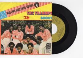 The Trammps met Shout 1974 Single nr S2021969