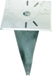 Grondspie voor buitenlamp 60cm nr F600