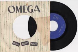 Los Machucambos met Pepito 1961 Single nr S202010