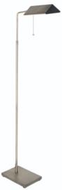 Bureaulamp vloermodel antiek messing nr 05-VL8211-02