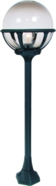 Buitenlamp mast h-94 bol 25cm serie Rotund  nr: 4033