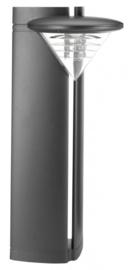 Buitenlamp serie Ibis staand 75cm LED antraciet nr 451075-25