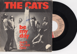 The Cats met Be my day 1974 Single nr S2020381