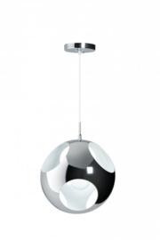 Hanglamp Fori serie Emisfero chrome dia 35cm nr 05-HL4161-11