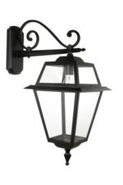 Buitenlamp wand 66cm serie Perla zwart nr: 141