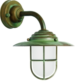Buitenlamp wand uit de serie Maritiem nr: 23134