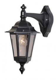 Buitenlamp wand serie Berlusi II in 2 kleuren leverbaar nr: FL125