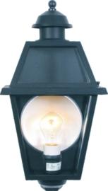 Buitenlamp wand half serie Mezza 3 kleuren leverbaar nr: 50610